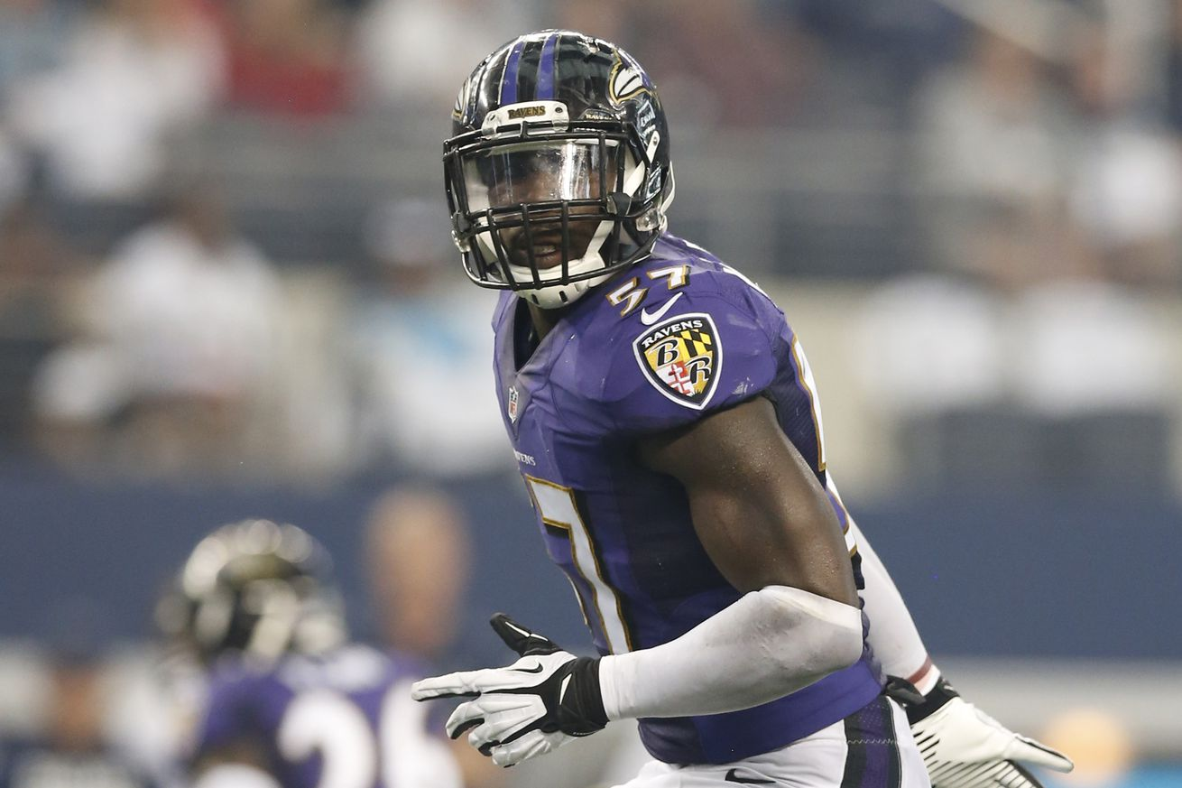"""C.J. Mosley """"Get to the playoffs"""""""