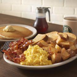 Bissell Breakfast at Metro Diner