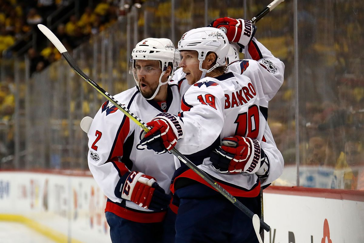 Capitals force Game 7 against the Penguins