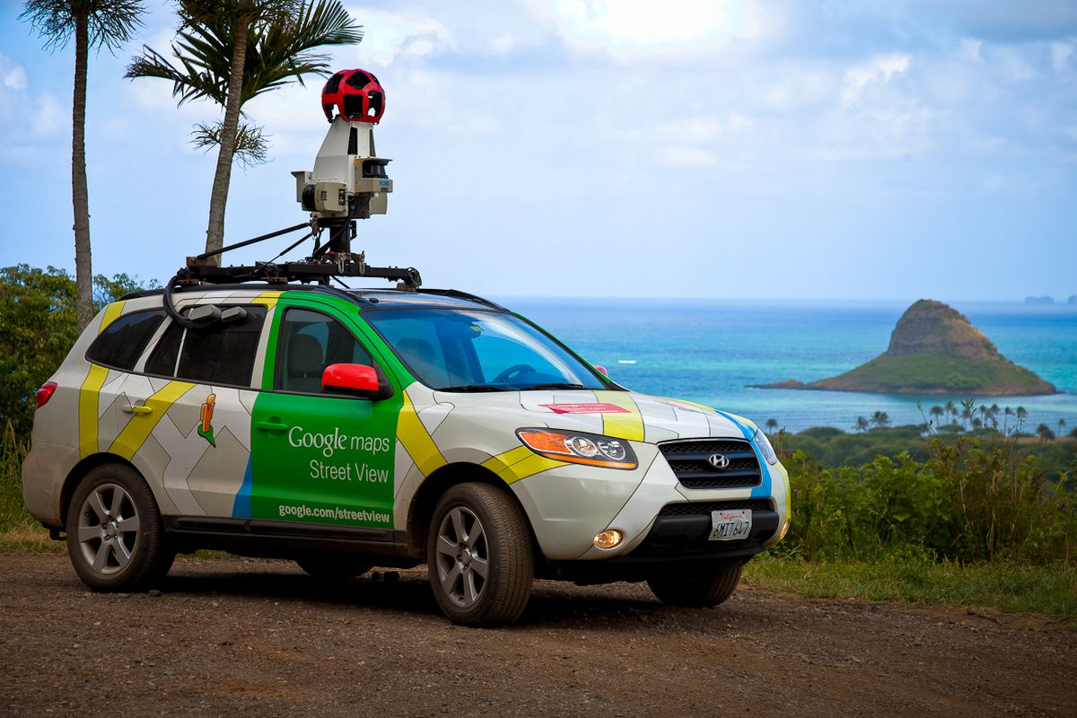 Google Maps engineer who pioneered Street View is now working for – Earth Maps Street View