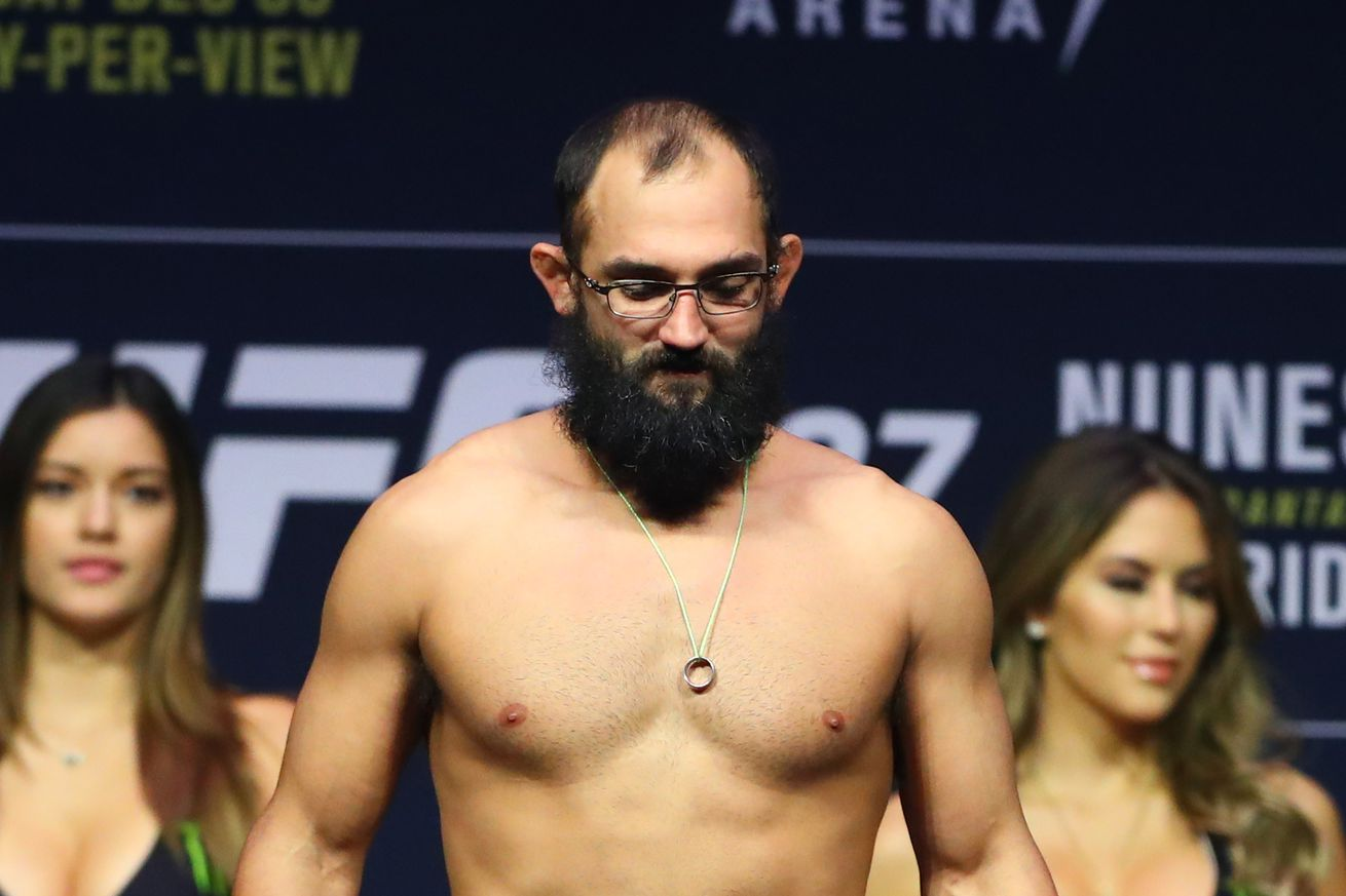 community news, UFC Fight Night 105: Johny Hendricks says IV ban reason for jump to middleweight