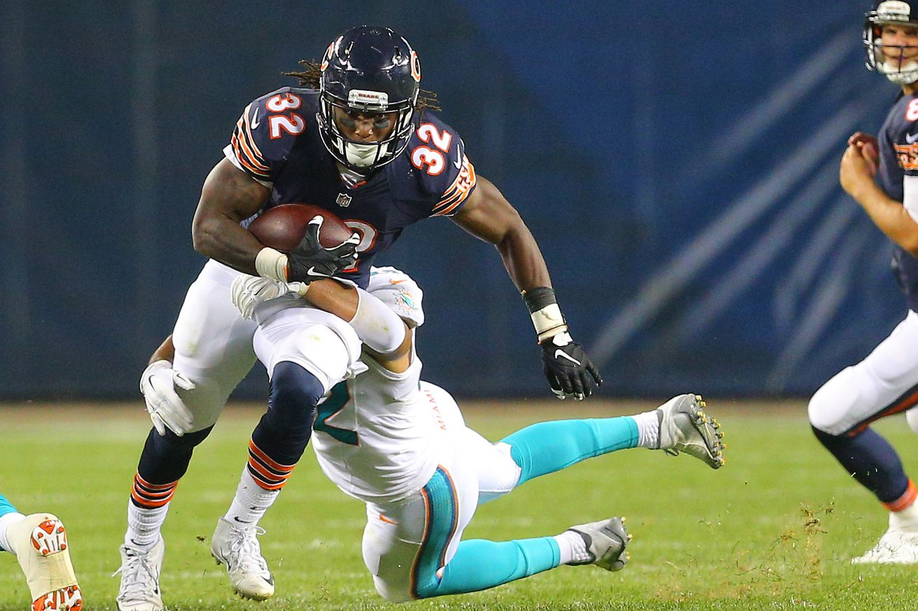 NFL Jerseys Sale - Chicago Bears Roster Cuts 2015: Senorise Perry placed on IR ...