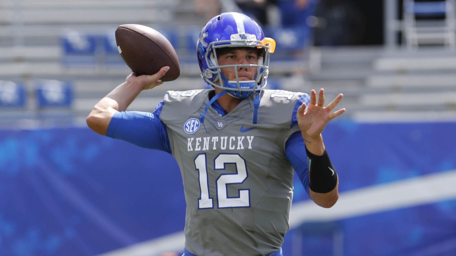 Kentucky Basketball And Football Getting New Uniforms: Reese Phillips Leaving Kentucky Wildcats Football