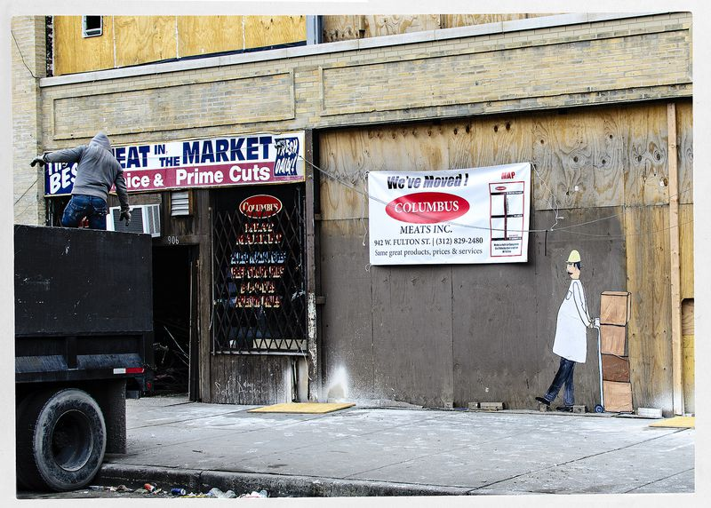 Meatpacker moving from Fulton Market
