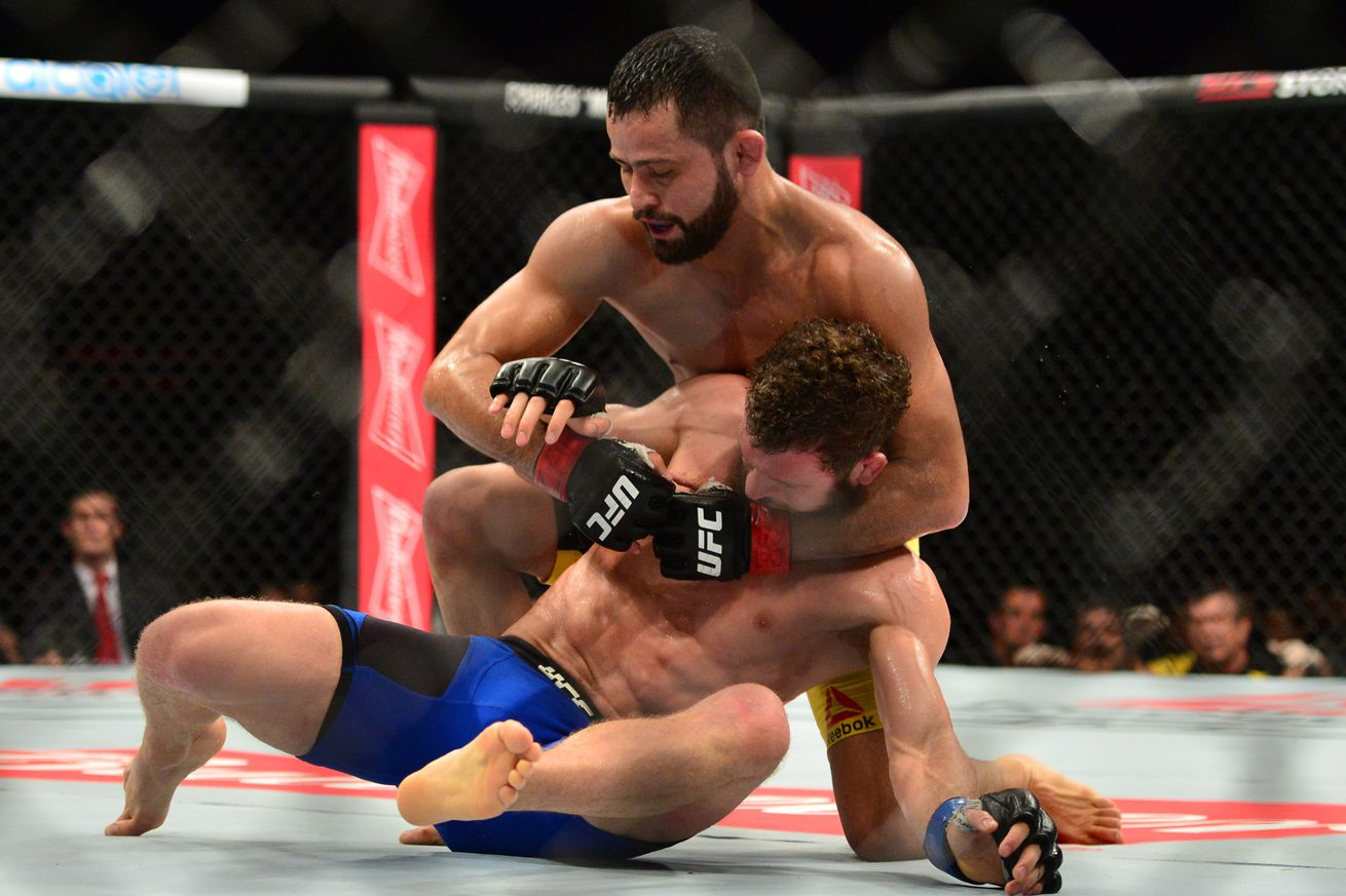 community news, UFC Fight Night 106 fight card: Jussier Formiga vs Ray Borg preview