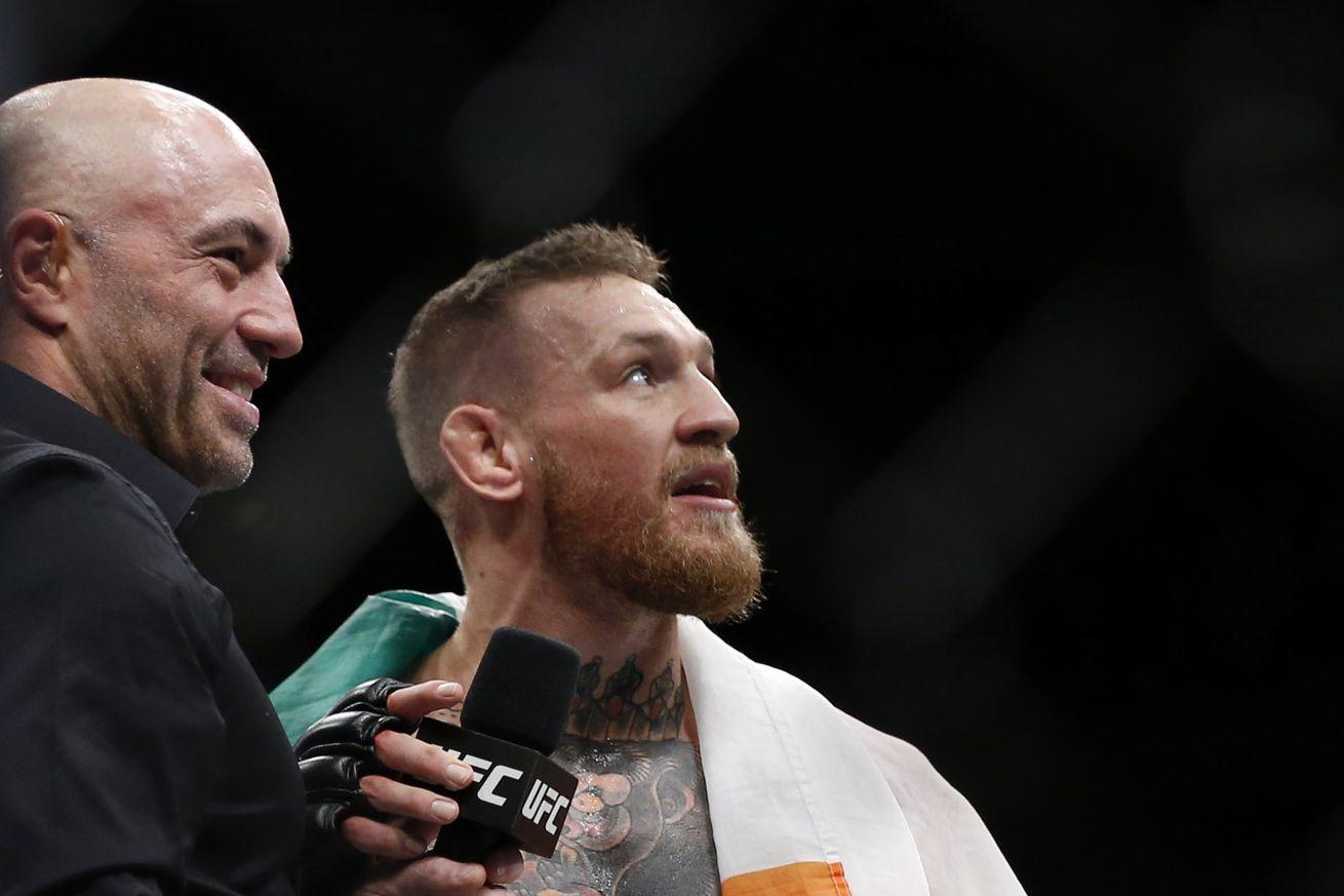 community news, Joe Rogan believes Conor McGregor vs. Nick Diaz is the biggest fight to make