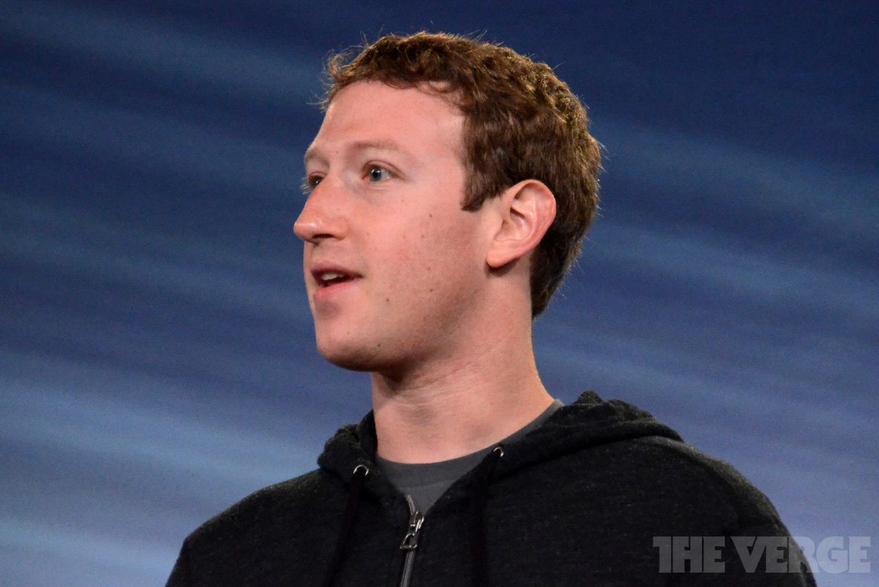 Mark Zuckerberg finally explains why he forced you to ... Mark Zuckerberg