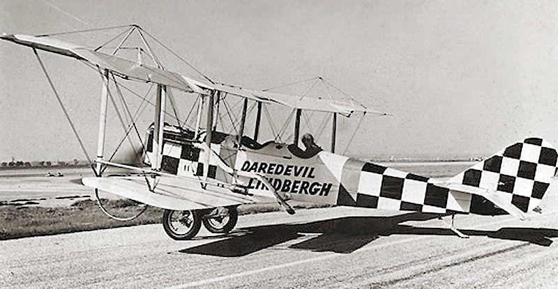 Daredevil Lindbergh Wikimedia