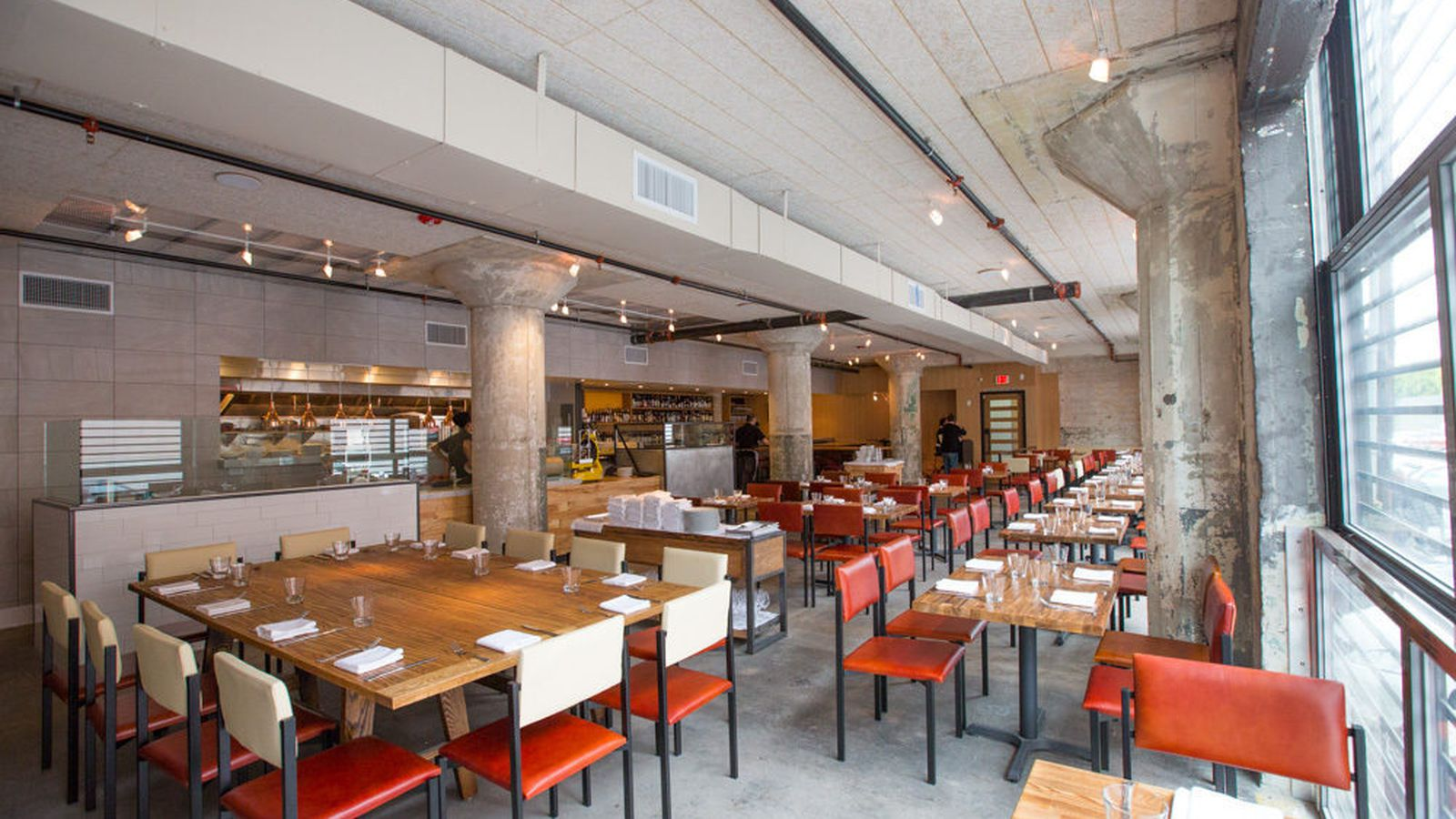 the factory kitchen a casual trattoria in the arts