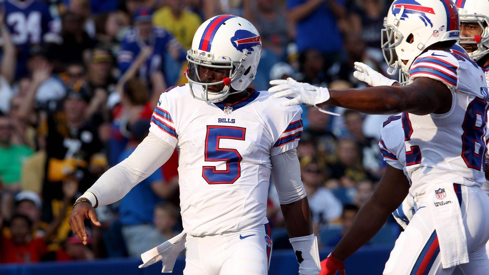 Tyrod Taylor named Buffalo Bills starting quarterback - Buffalo ...