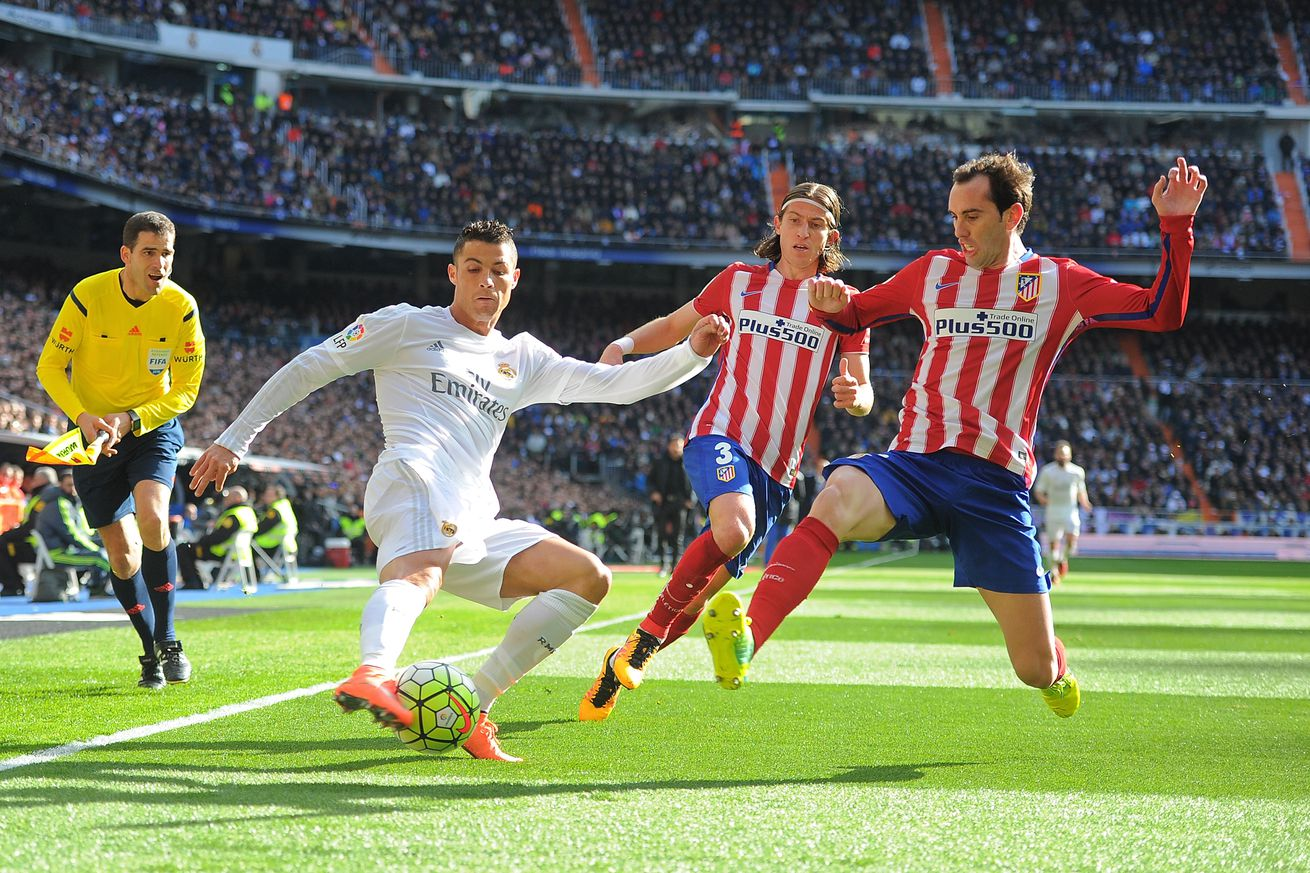 real atletico madrid