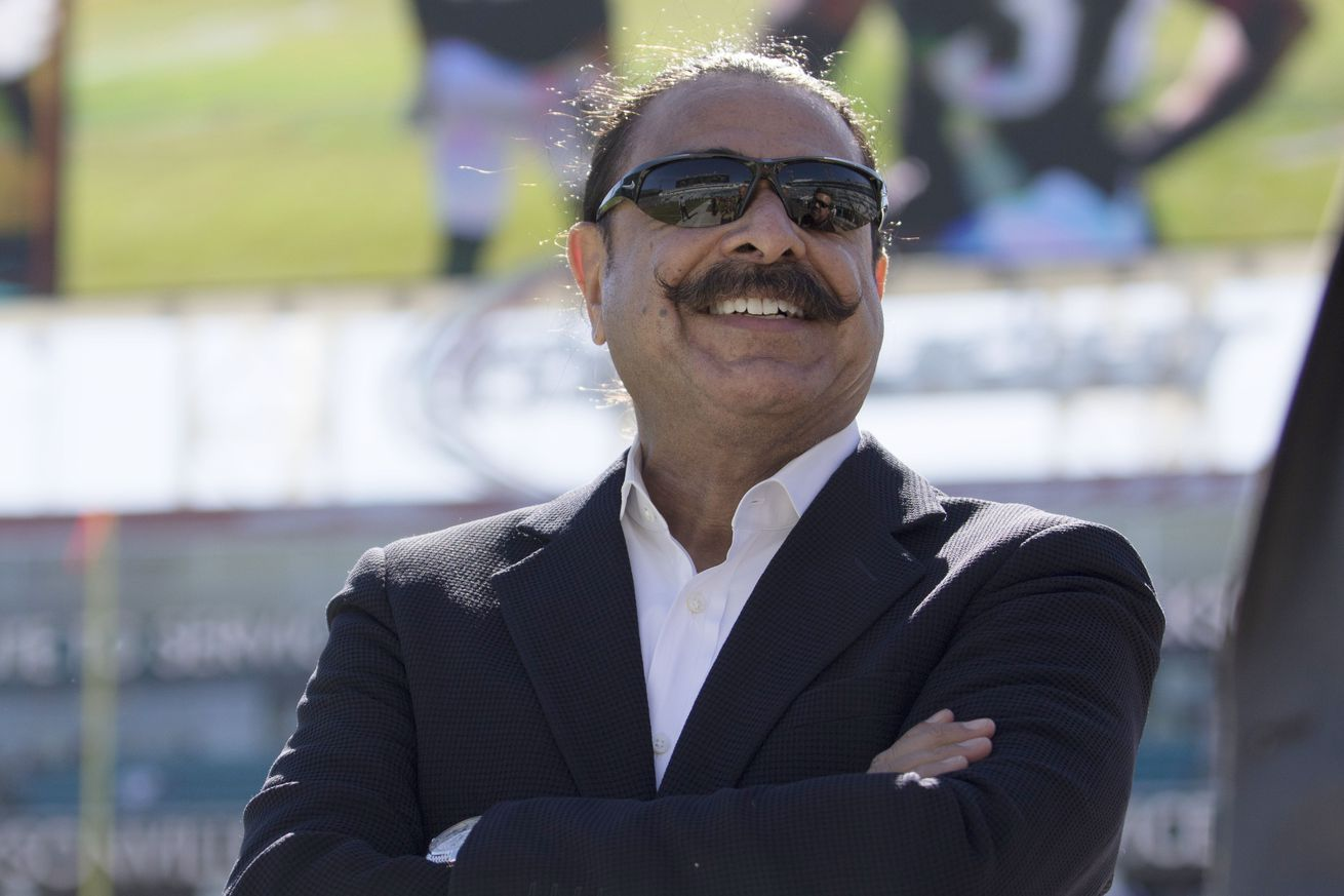 2017 NFL relocation: The Raiders moved, not the Jaguars