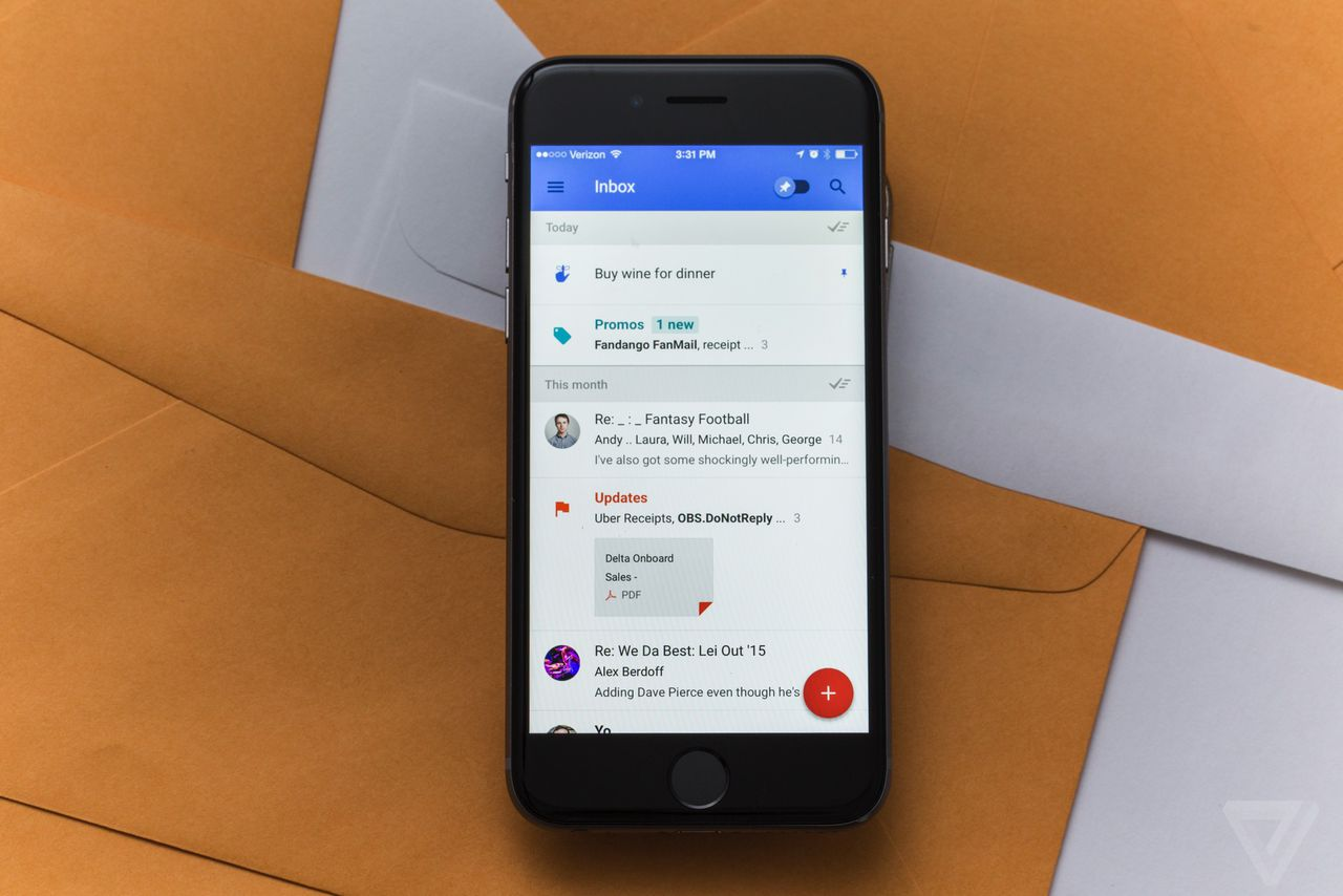 Inbox by Gmail adds new features and collaborations for improved organization