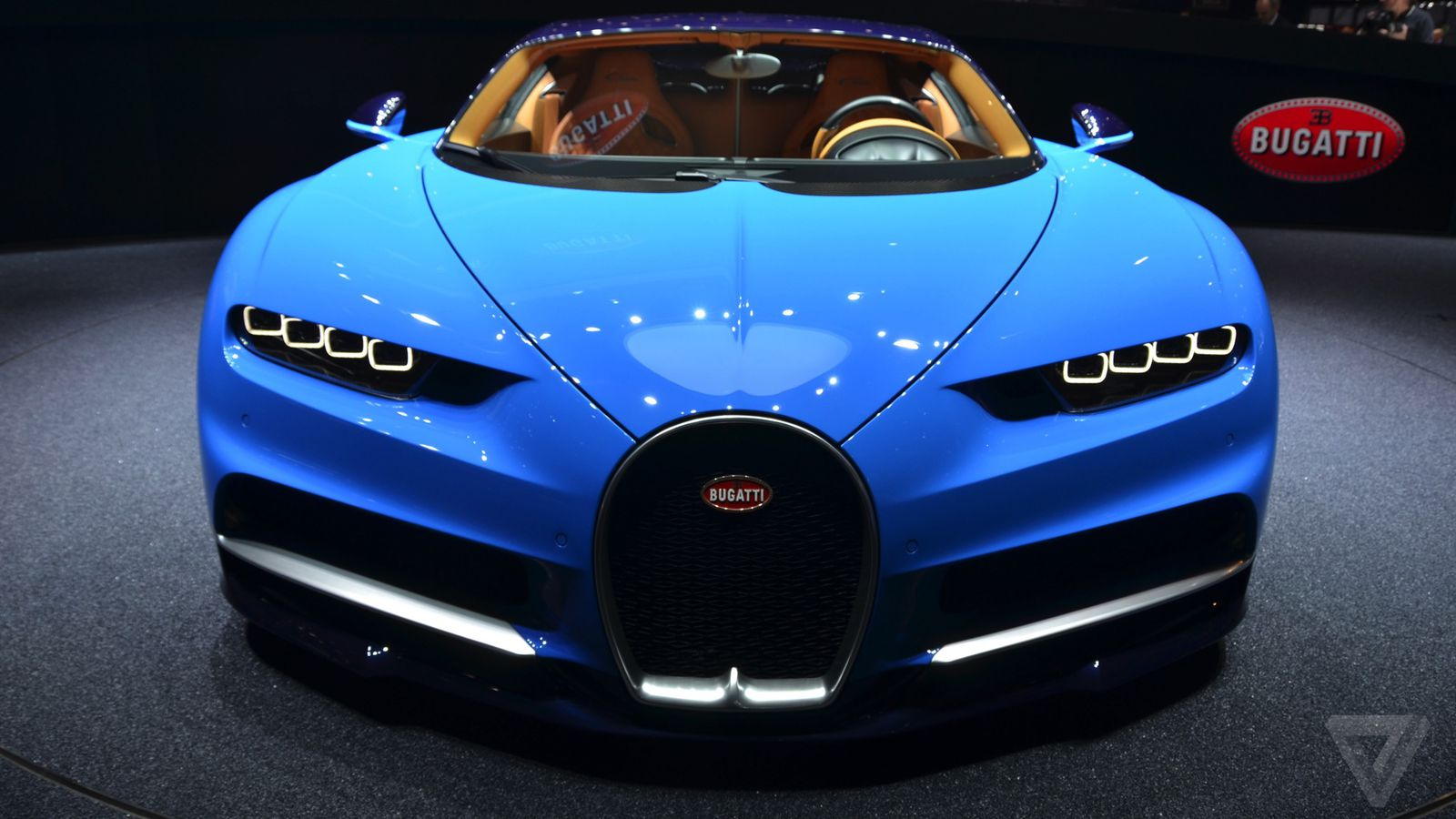The Bugatti Chiron Is The World S Fastest Road Car The Verge