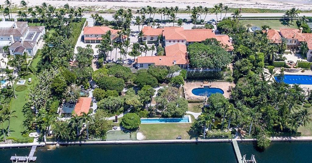 Oceanfront Palm Beach compound asks $46M – Curbed Miami