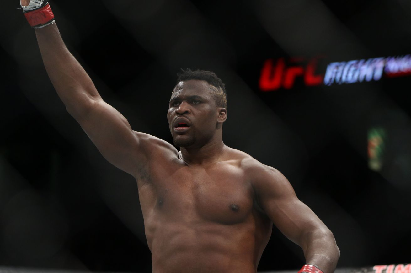 UFC on FOX 23 results: Francis Ngannou flattens Andrei Arlovski with killer combination