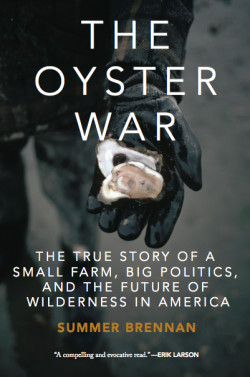 The Oyster War book cover