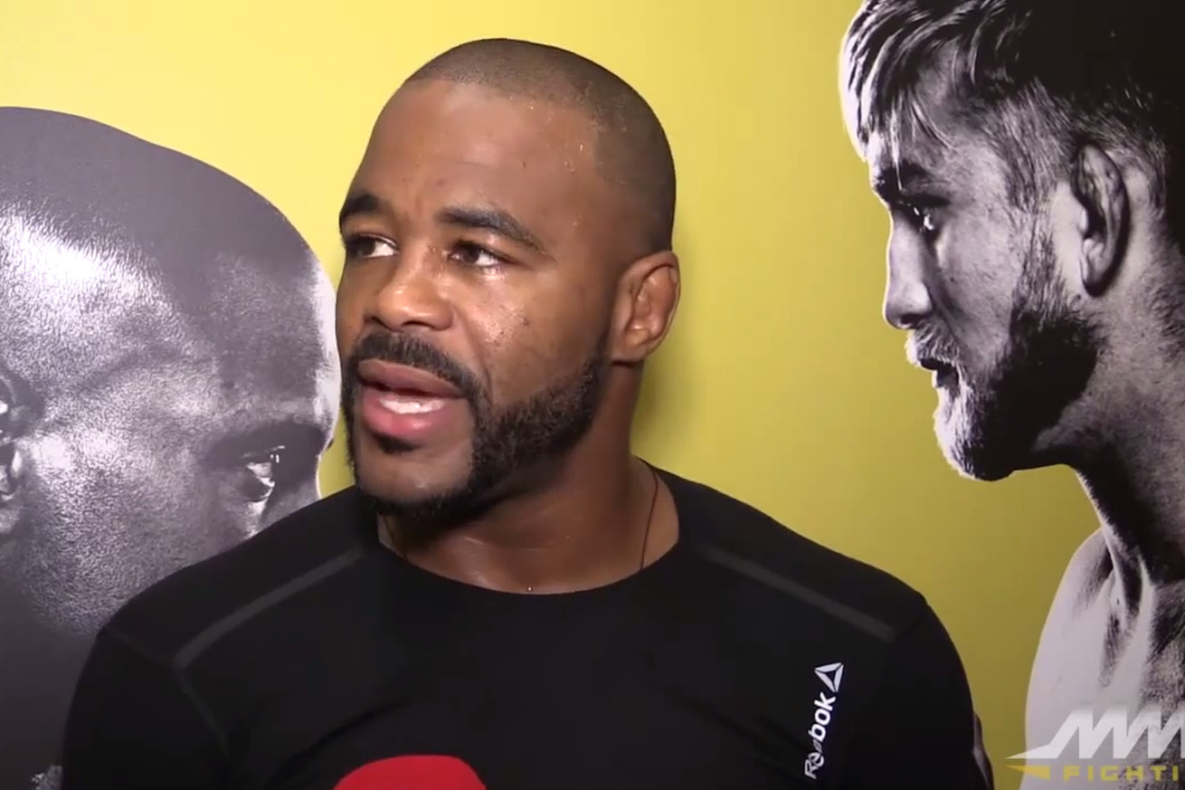 Rashad Evans opens up on coping with long winless stretch