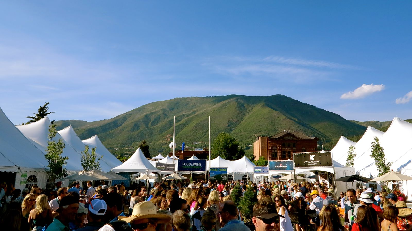 Aspen Food And Wine Festival  Tickets