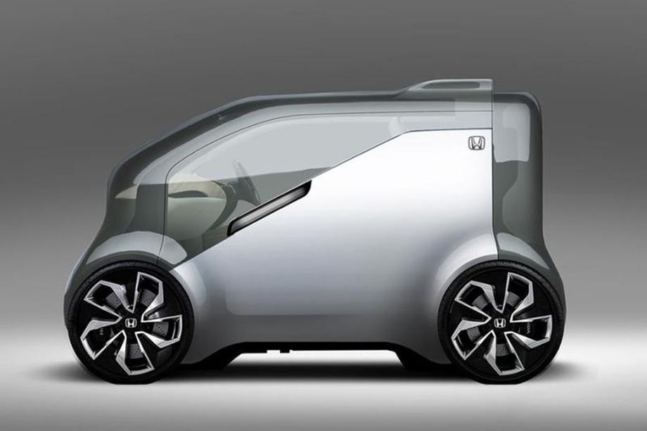 Honda NeuV Konzept Car
