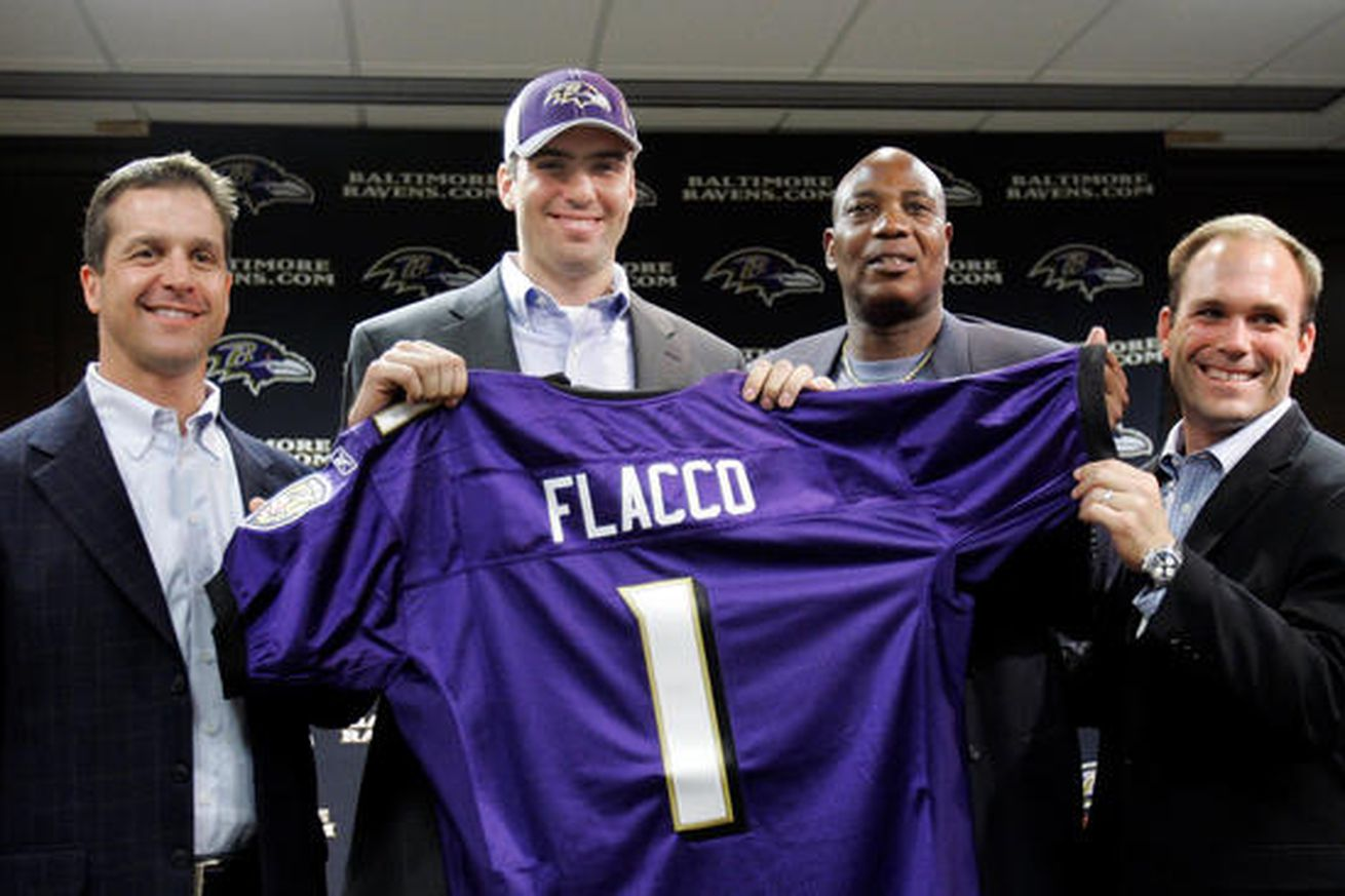 The 2016 Draft will determine the direction of the Baltimore ...