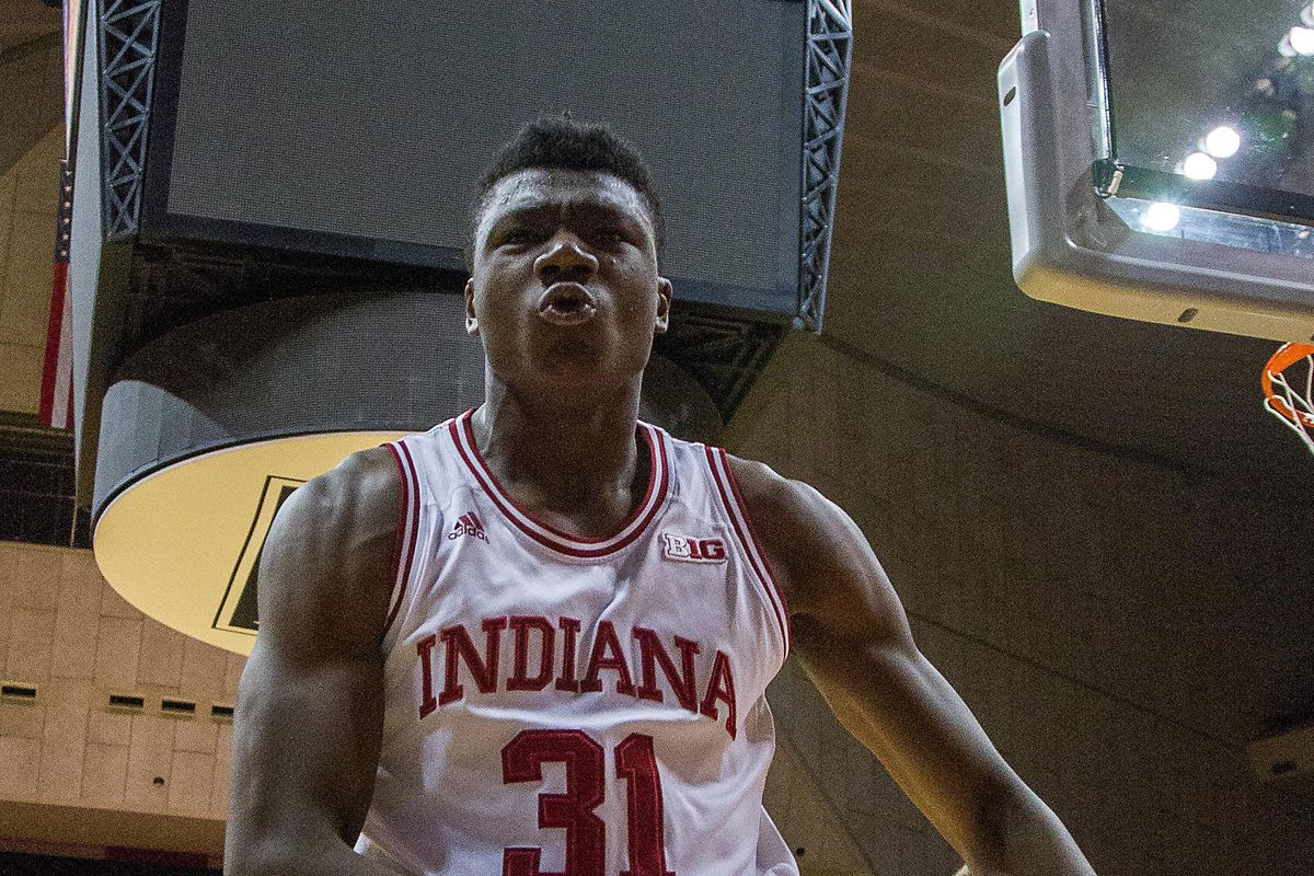Thomas Bryant to sign with agent, remain in draft