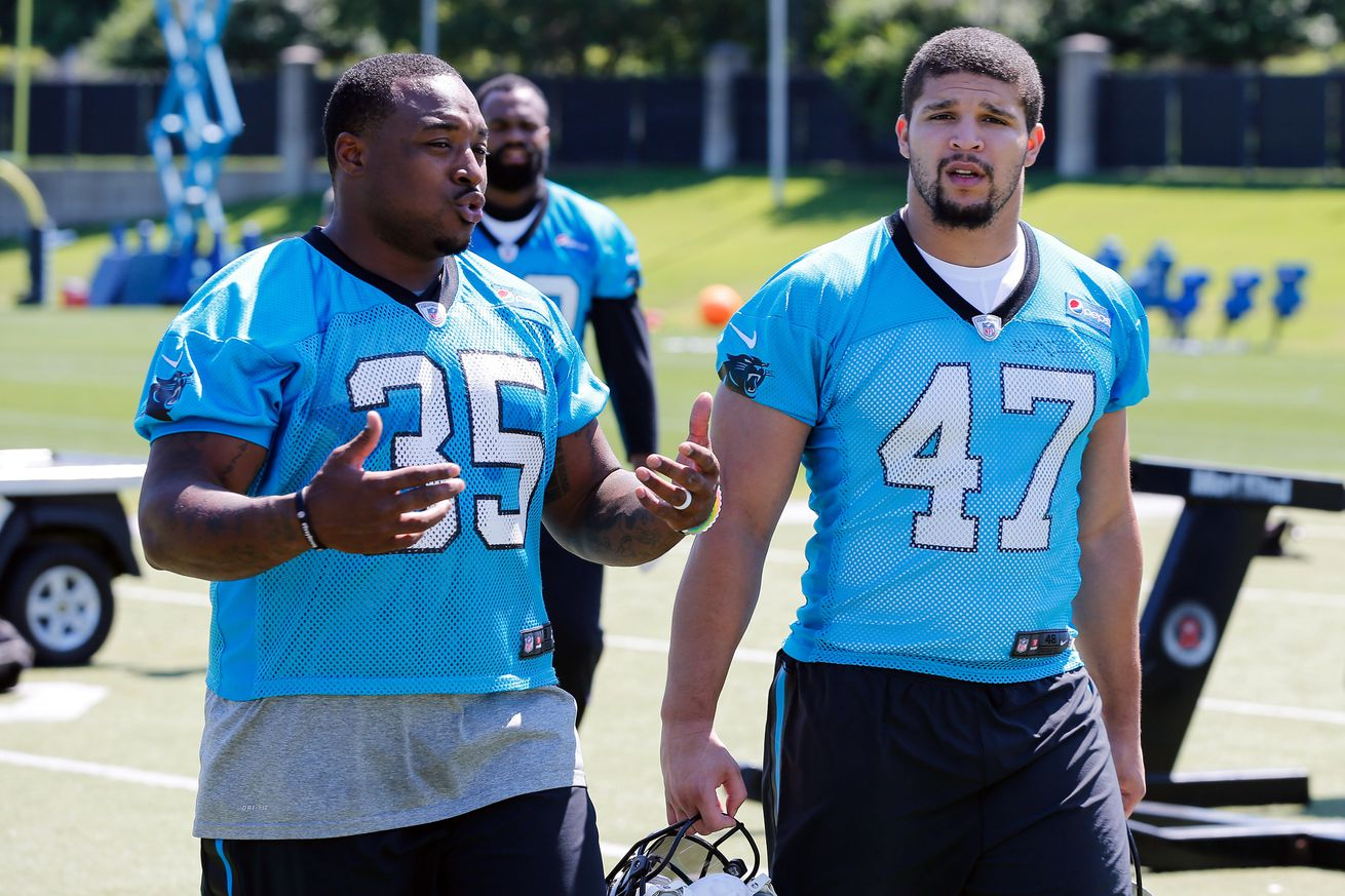 Jerseys NFL Outlet - Early Week One Carolina Panthers Offensive Depth Chart Projection ...