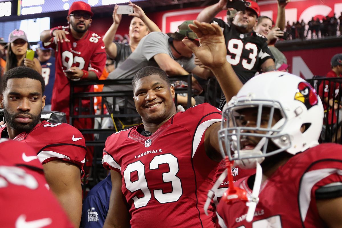 Calais Campbell Agrees To Four-Year, $60M Deal With Jaguars