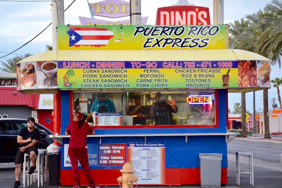 Venezuelan Street Hot Dogs San Diego
