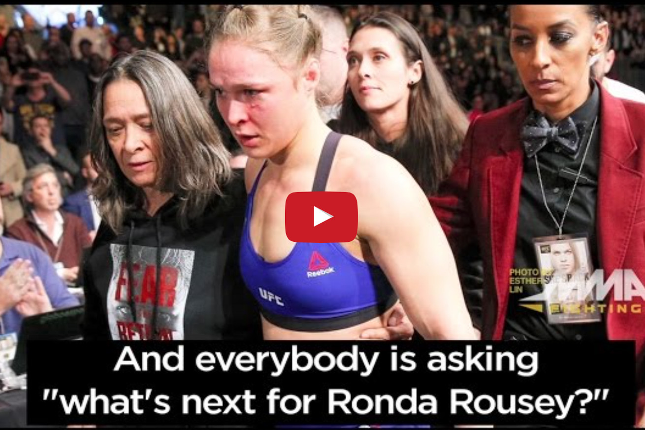 Ronda Rousey vs Amanda Nunes video: Whats next for Rowdy after UFC 207 knockout loss?