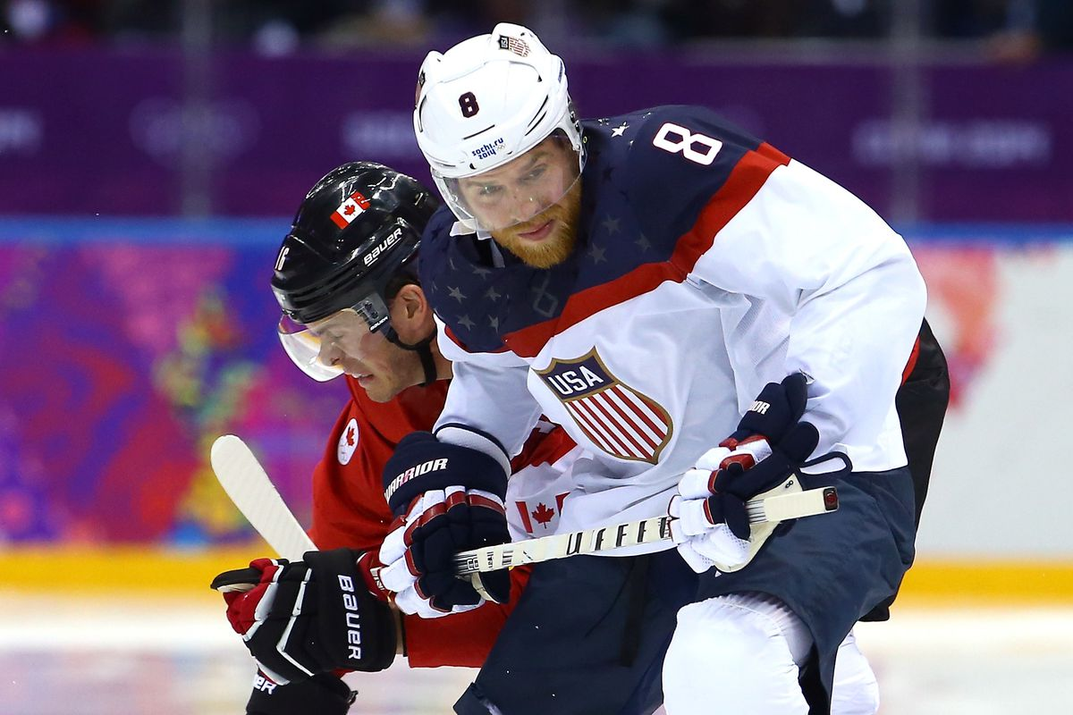 a totally unbiased essay on why you should put joe pavelski on the al bello getty images