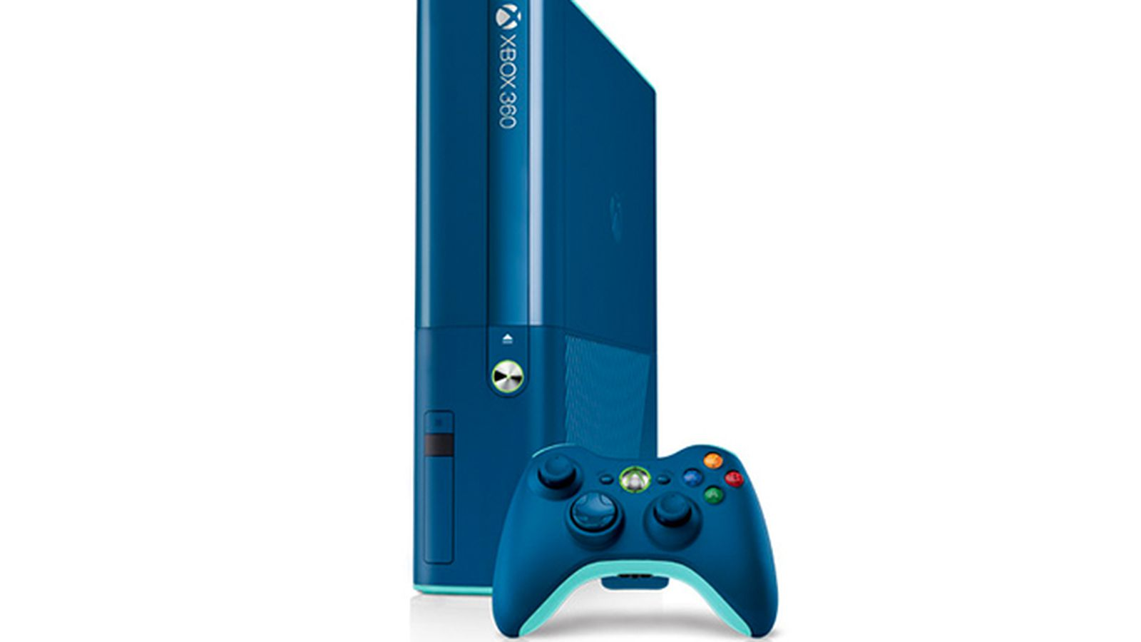 Microsoft revives its Xbox 360 with new blue console ...