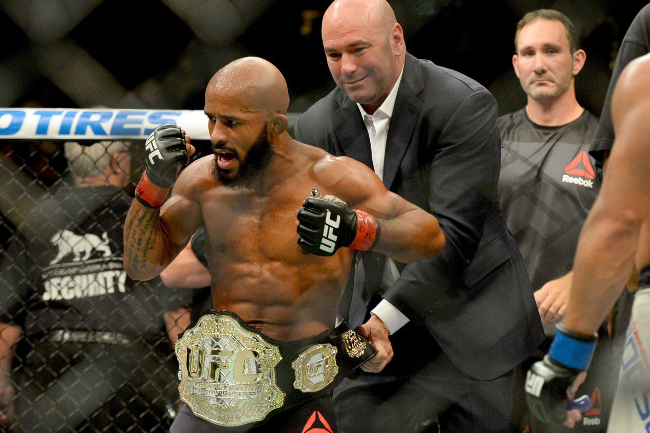 community news, UFC 197 results: Demetrious Johnson steamrolls Henry Cejudo