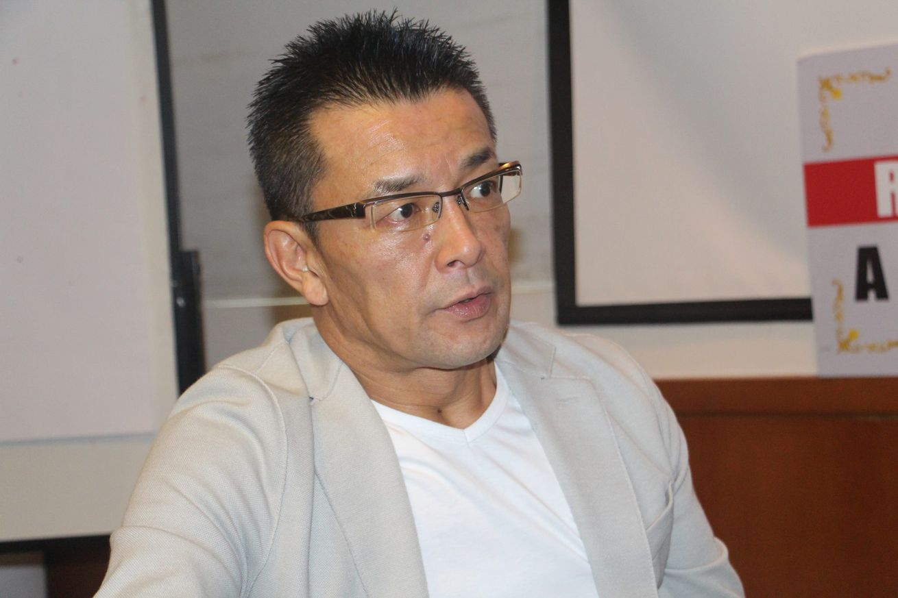 RIZIN CEO Nobuyuki Sakakibara: UFC fighters all look the same in their costumes