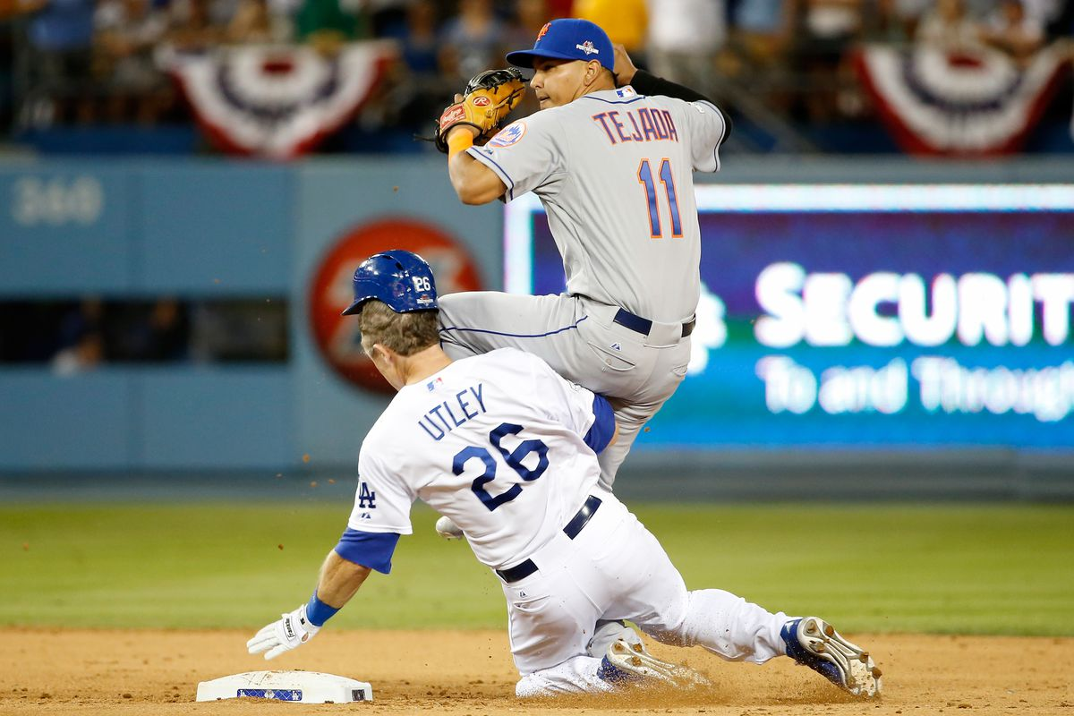 Image result for 2015 NLDS dirty slide