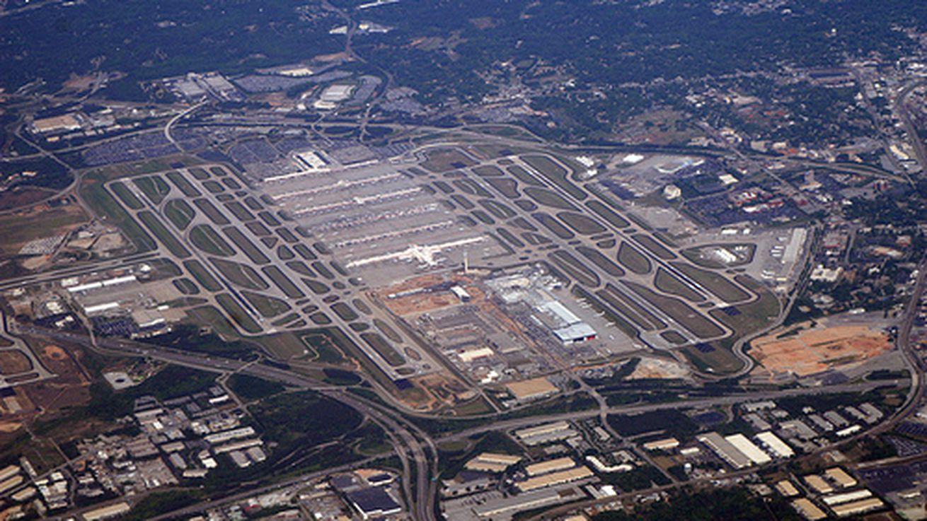 Hartsfield–13Jackson Atlanta International Airport
