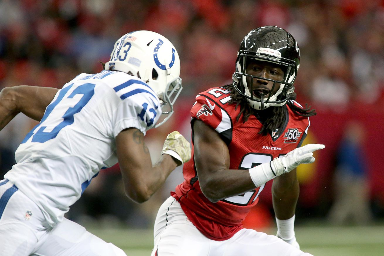 Jerseys NFL Sale - How will cornerback shake out for the Atlanta Falcons? - The ...