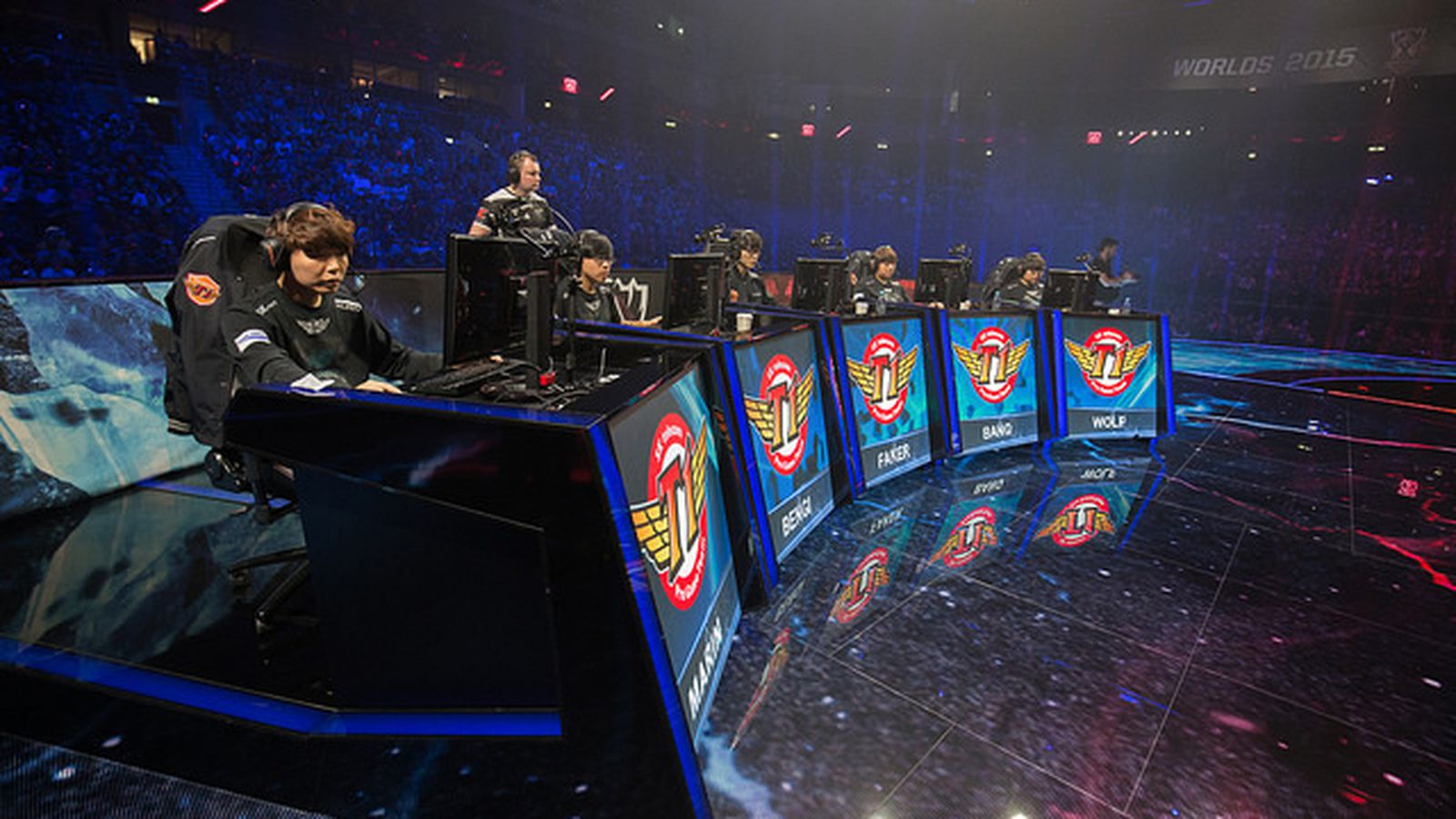 League of Legends World Championship 2015 finals: SK ...