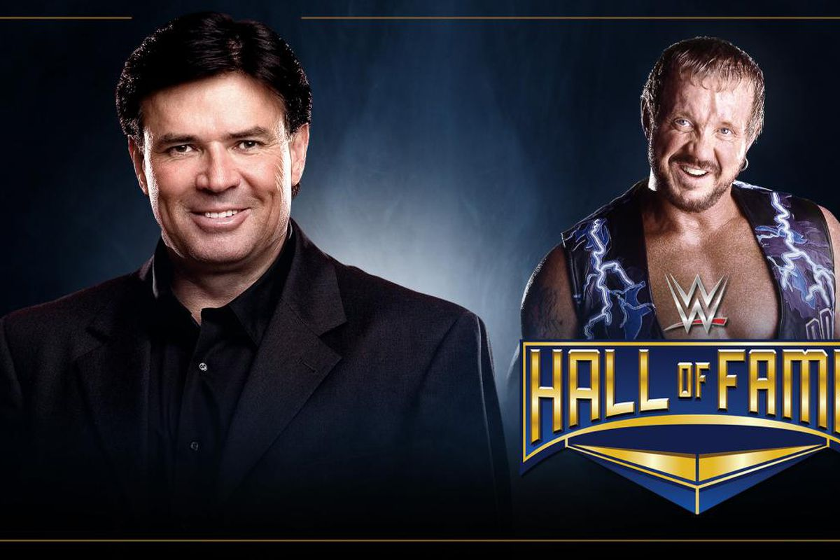 Image result for ddp hall of fame eric bischoff