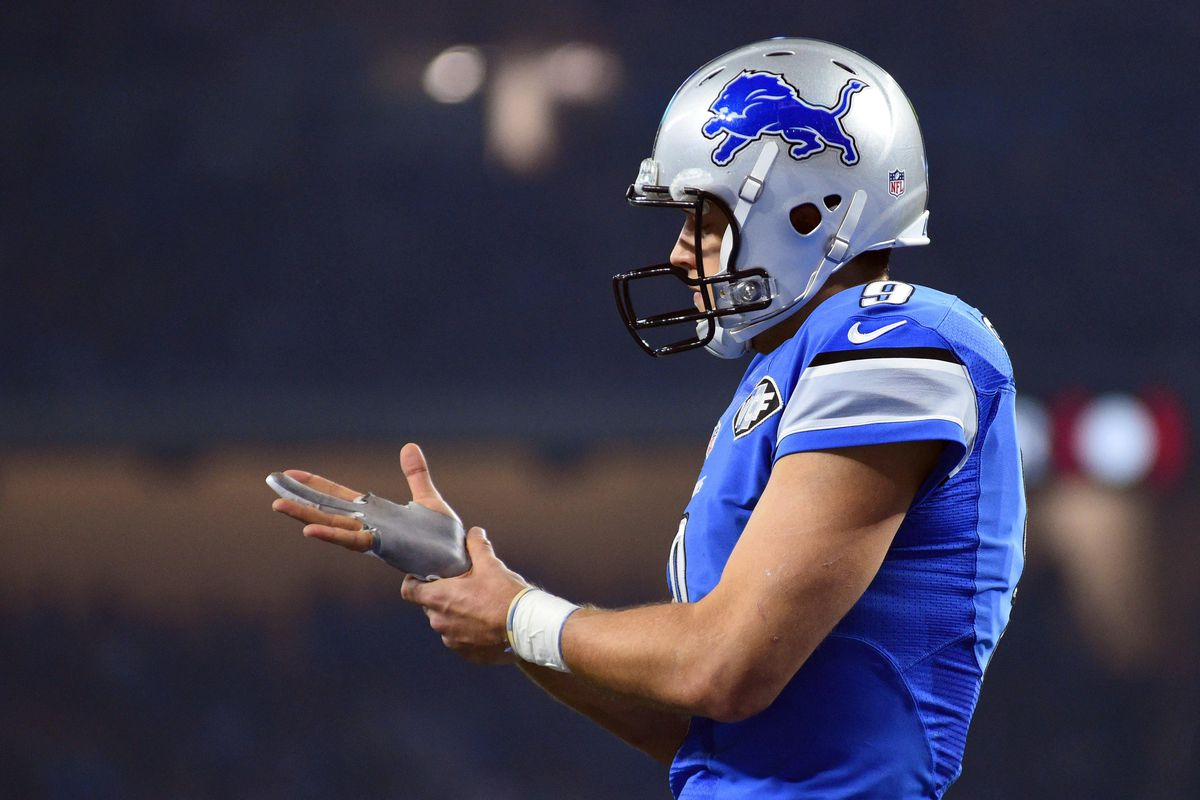 Matthew Stafford: 'I'd Like to Be Here a Long Time'