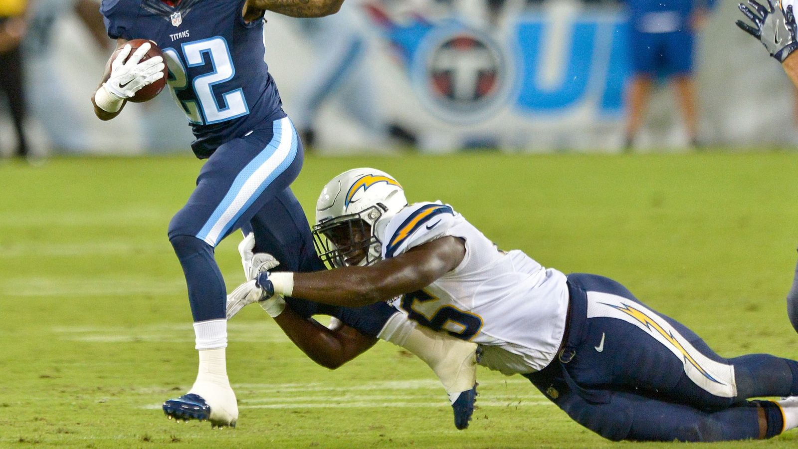 Chargers Practice Squad Now Full Bolts From The Blue