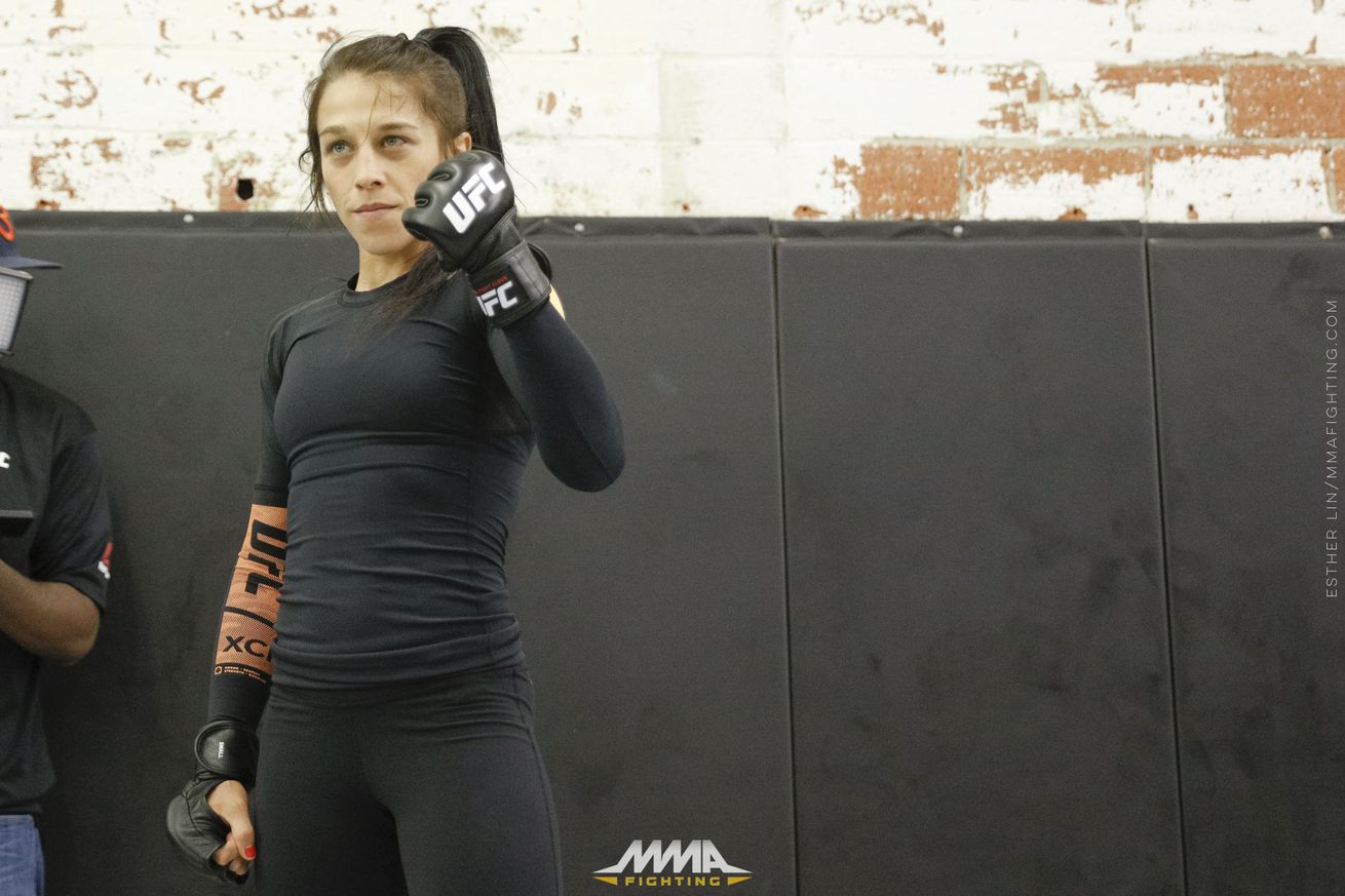 Joanna Jedrzejczyk out to become two division champ, defend both 115 and 125 belts