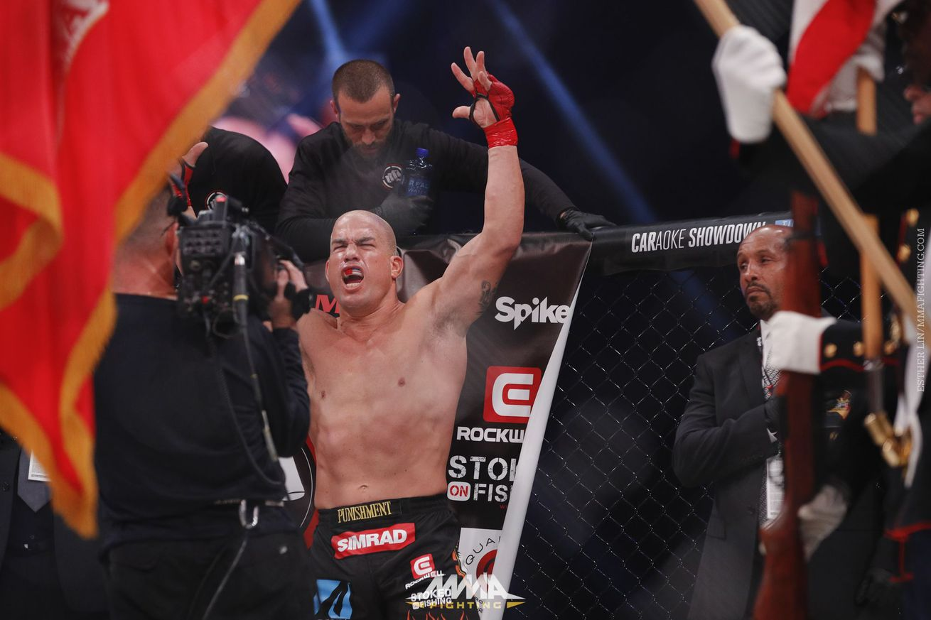 Tito Ortiz reflects on legacy after 'dream' finale