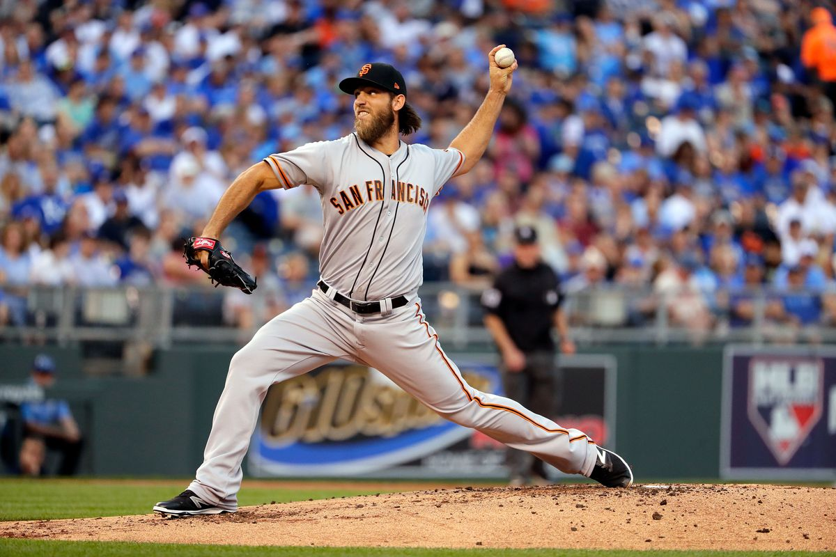 Madison Bumgarner Won't Need Surgery, Likely Out 2 Months