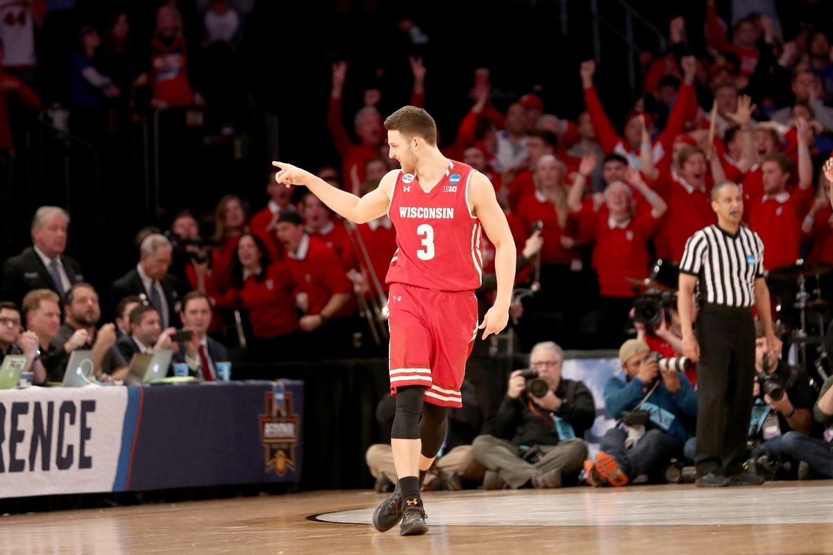 Eerie Similarities for Badgers in NCAA Seeding, Bracket comparing 2000 and 2017