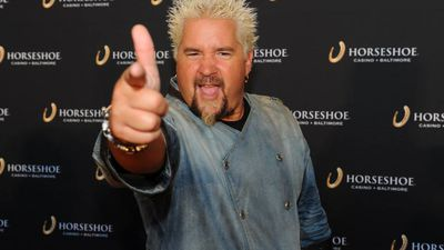 Guy Fieri's Thanksgiving Will Include Six Turkeys and So Much Donkey Sauce