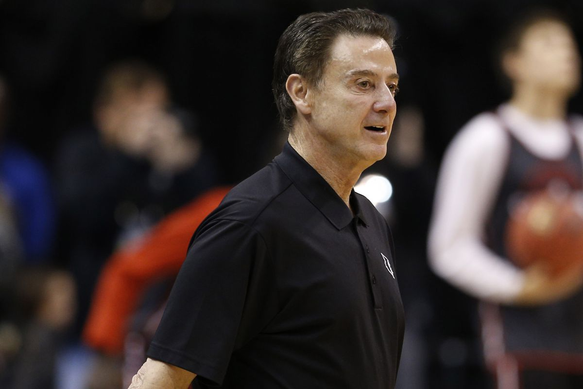 Pitino: 'We're Playing Against The Golden State Warriors Sunday'