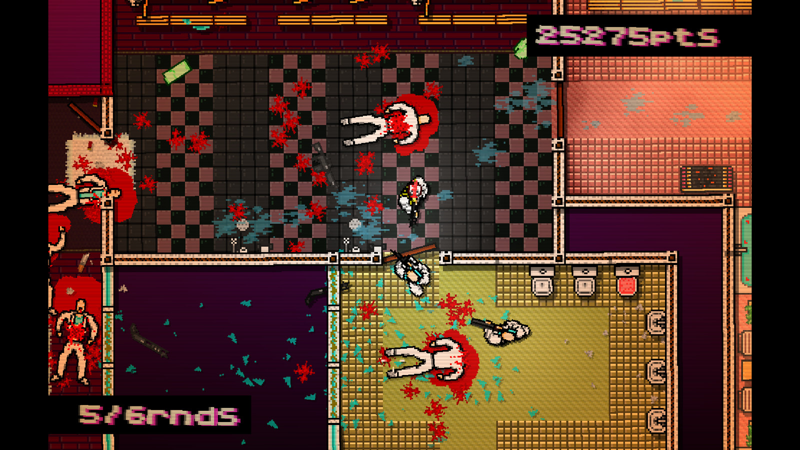 Скачать Hotline Miami для Android