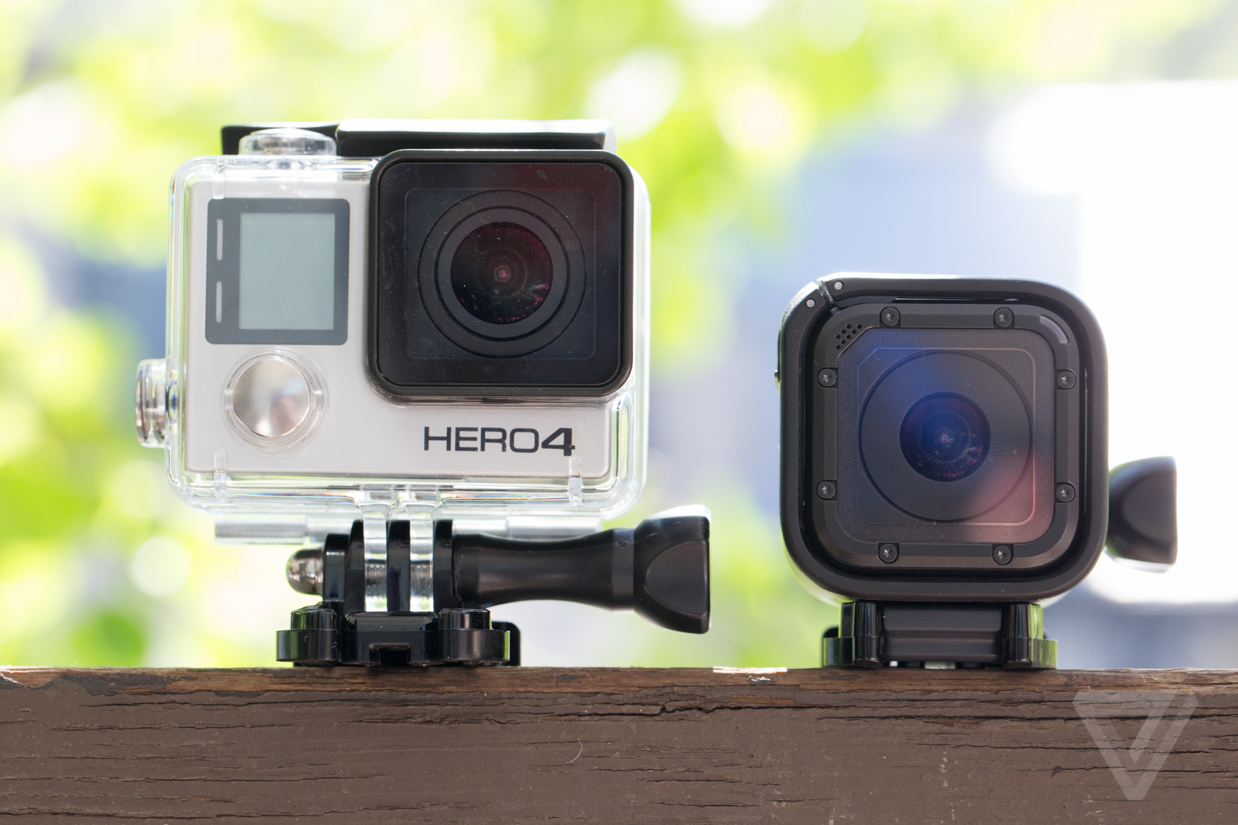 gopro hero session camera cube hands on