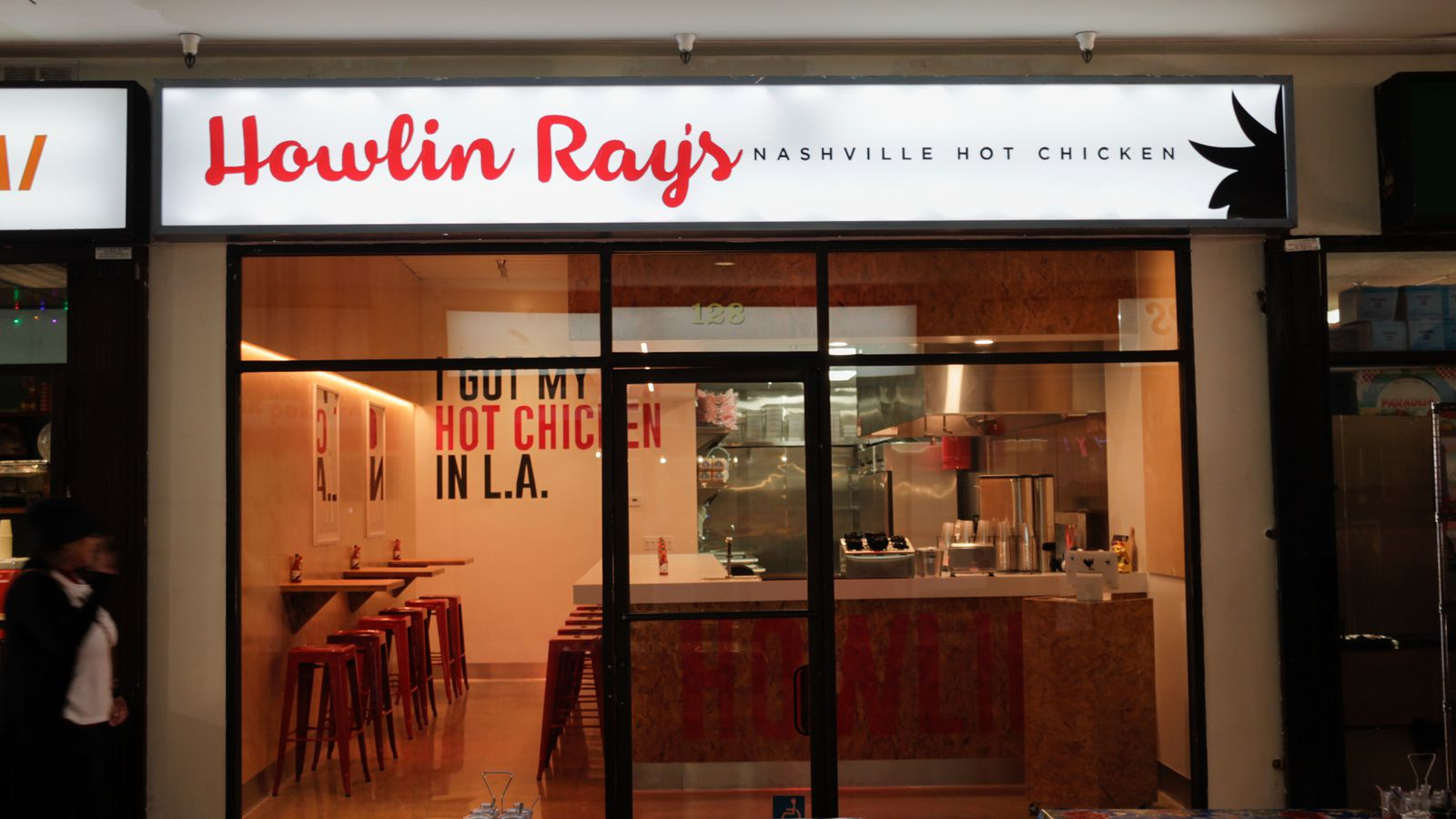 Inside Howlin Ray S A Hot Chicken Specialist In